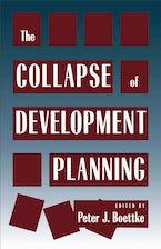 Collapse of Development Planning