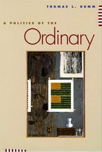 A Politics of the Ordinary