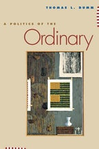 A Politics of the Ordinary