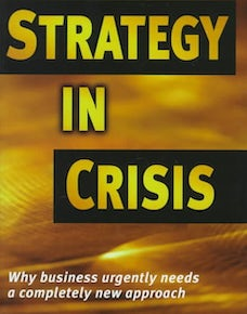 Strategy in Crisis