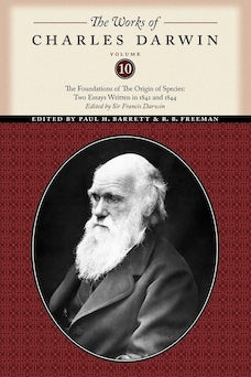 The Works of Charles Darwin, Volume 10