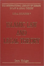 Islamic Law and Legal Theory