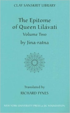 The Epitome of Queen Lilavati (Volume 2)