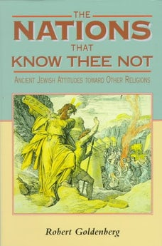 The Nations That Know Thee Not
