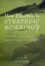How Effective is Strategic Bombing?