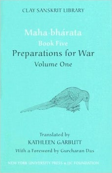 Mahabharata Book Five (Volume 1)