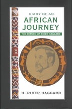 Diary of An African Journey