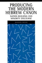 Producing the Modern Hebrew Canon