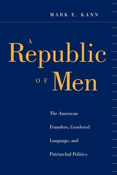 A Republic of Men