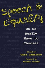 Speech and Equality