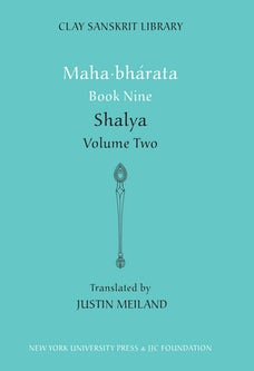 Mahabharata Book Nine (Volume 2)