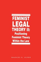 Feminist Legal Theory (Vol. 2)