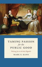 Taming Passion for the Public Good