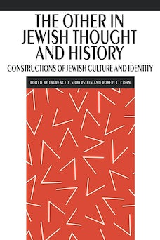 The Other in Jewish Thought and History