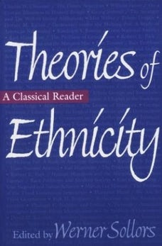 Theories of Ethnicity