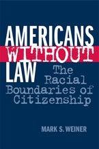 Americans Without Law