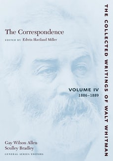 The Correspondence: Volume IV