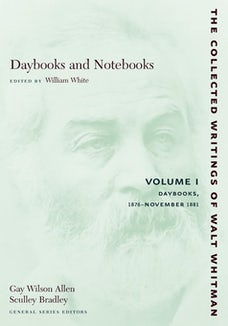Daybooks and Notebooks: Volume I