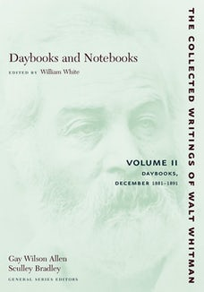 Daybooks and Notebooks: Volume II