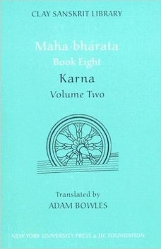 Mahabharata Book Eight (Volume 2)
