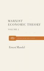Marx Economic Theory Volume 2