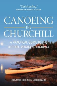Canoeing the Churchill