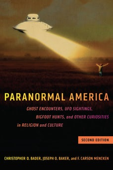 Paranormal America (second edition)