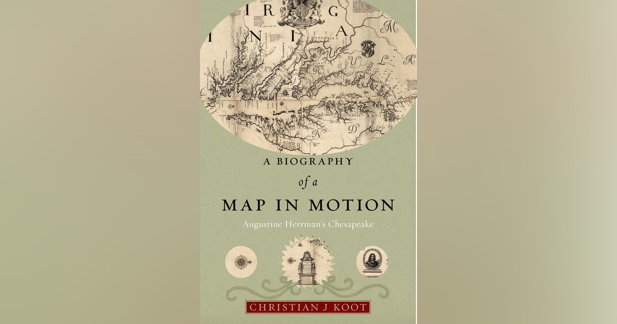 A Biography of a Map in Motion on