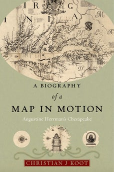 A Biography of a Map in Motion