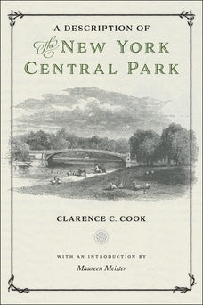 A Description of the New York Central Park