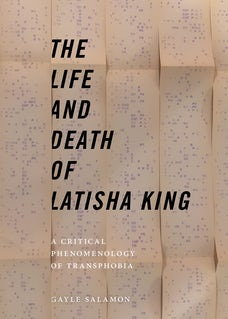The Life and Death of Latisha King